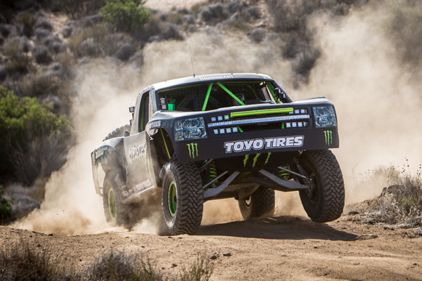 King Shocks Dominates at the SCORE Baja 1000