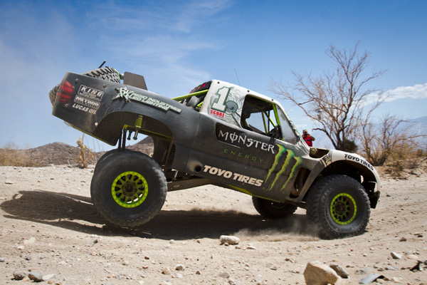 King Shocks Help Conquer the SCORE Baja 500