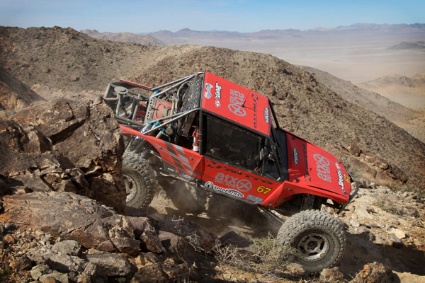 King Shocks Reign Dominant at 2014 King Of The Hammers