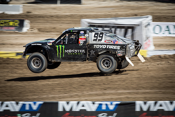 Kyle Leduc and King Shocks are Flawless in Lucas Oil Off Road PRO-4!