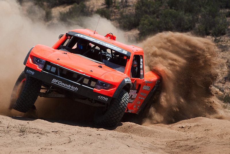 King Shocks Takes the Overall Win in the 47th SCORE Baja 500