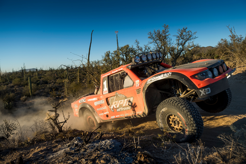 King Shocks' Apdaly Lopez Wins the 50th Baja 1000