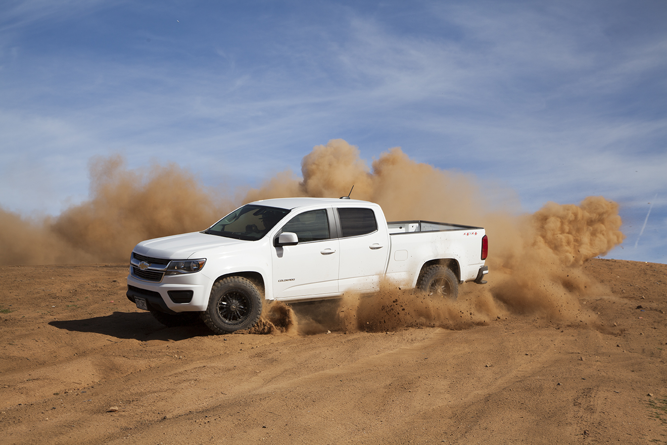 The 2015 Truck Of The Year now with OEM Performance Kit by King Shocks