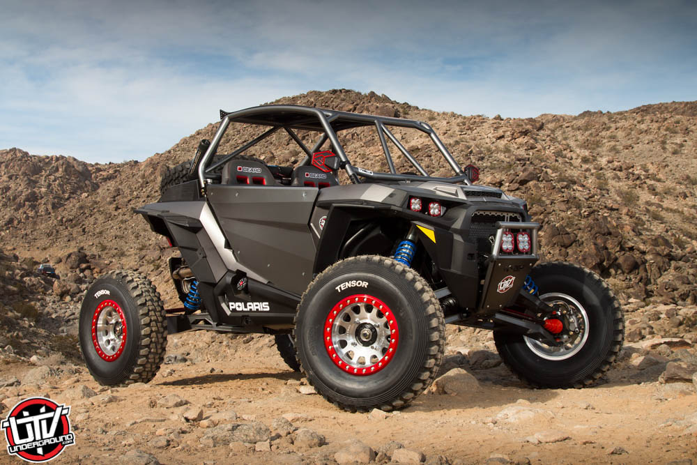 King Shocks Polaris RZR Adjustable Performance UTV Shocks « King Off