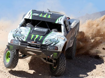 King Shocks Racers Dominate SNORE, Mint 400