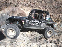 King Shocks' Drivers Conquer the 2013 King of the Hammers