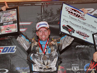 Samuel Hubinette Sweeps TORC Pro Light Season Opener at Red Bud