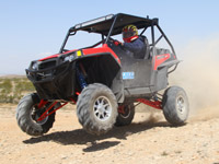 King Shocks Bring the Polaris, RZR XP900 to a whole new level of performance.