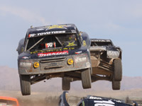 King Shocks racer Kyle Leduc to compete in Prolite class in 2011