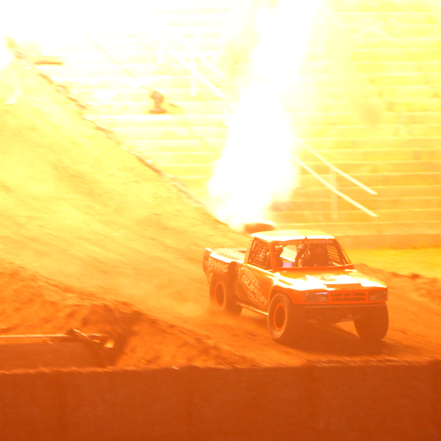 Robby Gordon Launches New Race Series, Stadium Super Trucks