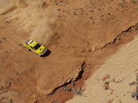 King Shocks Racers take top two spots in the grueling Australasian Safari.