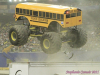 This Bus will Take You to School!