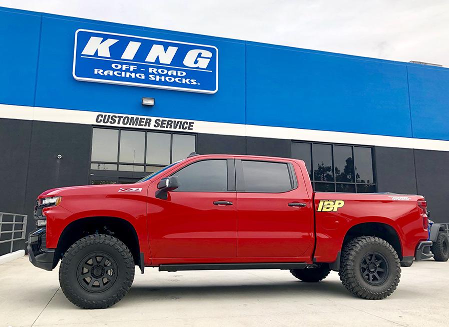 2019 Silverado Truck