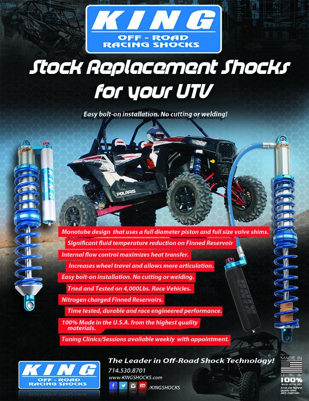 UTV Flyer 2015