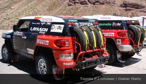 Cheap Rolex For Sale >> Toyota_FJ_Dakar_m_5 « King Off-Road Racing Shocks, Bypass ...