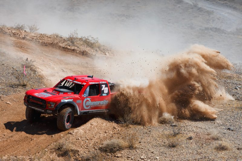 Concrete Motorsports Wins the Inaugural Legacy Racing Baja Nevada