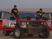 King Shocks equipped Ford Raptor moves into lead at Dakar Rally